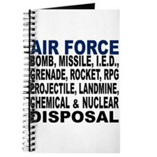 AF Bomb etc. Disposal Journal