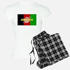 Afghanistan Flag Extra Pajamas
