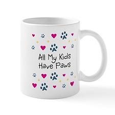 All My Kids/Children Have Paws Mug