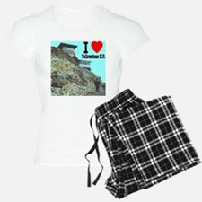 I (Heart) Yellowstone N.P. Pajamas