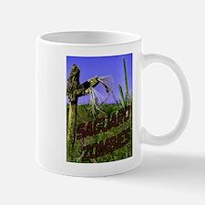 Saguaro Zombies Zombie 2 Mug