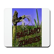 Saguaro Zombies Zombie 2 Mousepad