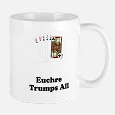 Poker Euchre Deal Shirt T-shi Mug
