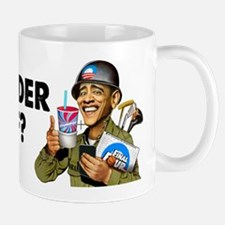 Commander in Chief? Mug