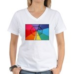 Day Dreams Women's V-Neck T-Shirt