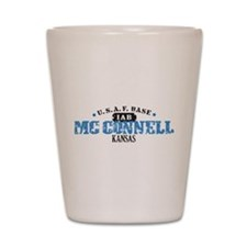 McConnell Air Force Base Shot Glass