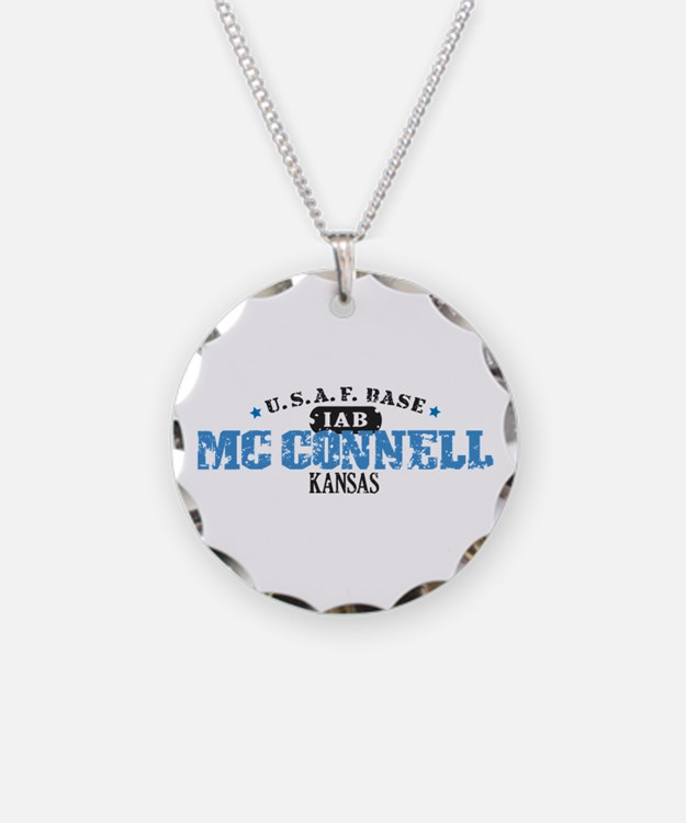 McConnell Air Force Base Necklace