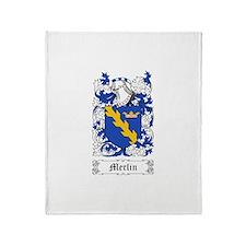 Merlin Throw Blanket