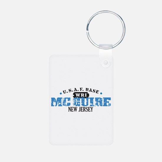 McGuire Air Force Base Keychains
