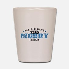 Moody Air Force Base Shot Glass