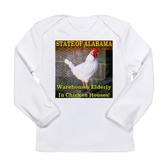 State Of Alabama Warehouses E Long Sleeve Infant T