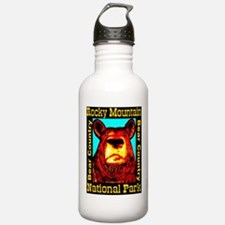 Rocky Mountain National Park Water Bottle