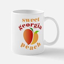 Sweet Georgia Peach Mug
