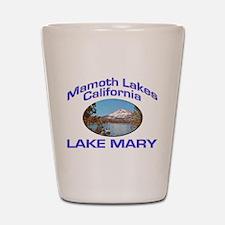 Lake Mary Shot Glass