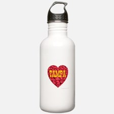 I Love Tampa Water Bottle