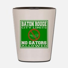 Baton Rouge City Limits Shot Glass