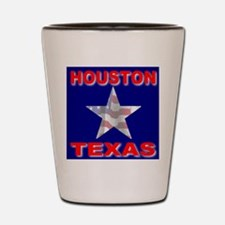 Houston Texas Shot Glass