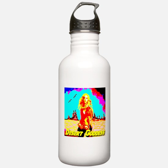 Desert Goddes Water Bottle