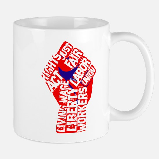 Worker's Civil Rights Mug