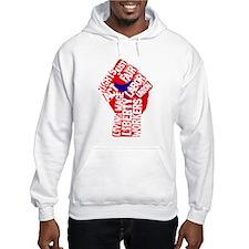 Worker's Civil Rights Hoodie Sweatshirt