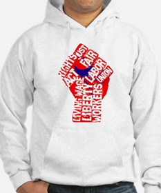 Worker's Civil Rights Hoodie Sweatshirt
