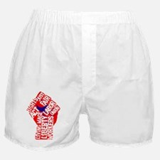 Worker's Civil Rights Boxer Shorts