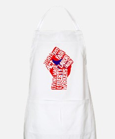 Worker's Civil Rights Apron