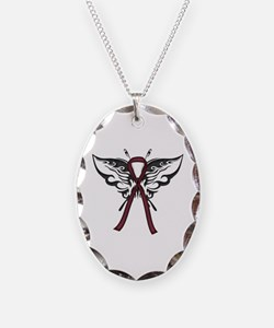 Tribal Butterfly Necklace