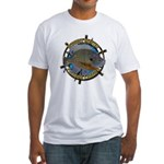 Bluegill Master Fitted T-Shirt
