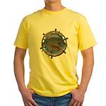 Bluegill Master Yellow T-Shirt