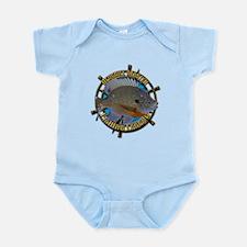 Bluegill Master Infant Bodysuit