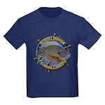 Bluegill Master Kids Dark T-Shirt