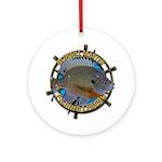 Bluegill Master Ornament (Round)