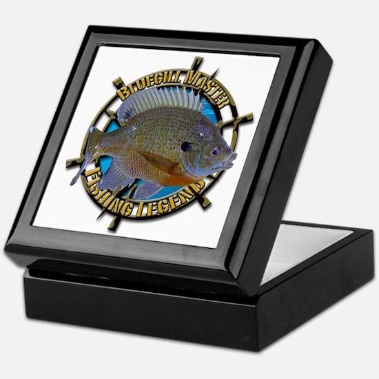 Bluegill Master Keepsake Box