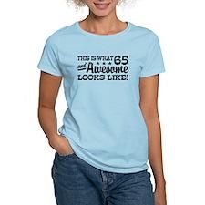 Funny 65th Birthday T-Shirt