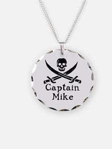 Captain Mike Necklace