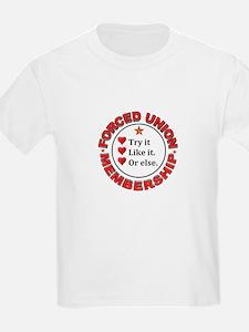 JUST VOTE NO T-Shirt