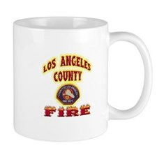 Los Angeles County Fire Mug