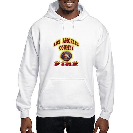 Los Angeles County Fire Hooded Sweatshirt