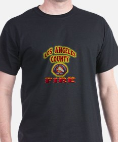 Los Angeles County Fire T-Shirt
