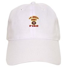 Los Angeles County Fire Baseball Cap