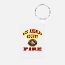 Los Angeles County Fire Keychains