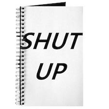 Shut Up Journal