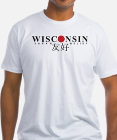 Japan Relief Wisconsin Yuukou Friendship T-Shirt