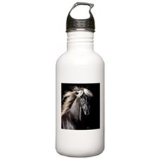 Chocolate Rocky Mtn Horse Water Bottle