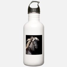 Chocolate Rocky Mtn Horse Water Bottle