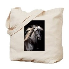 Choco Rocky Mountain Horse Tote Bag