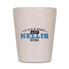 Nellis Air Force Base Shot Glass