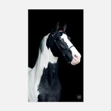 Spotted Horse Sticker (Rectangle)