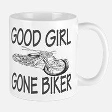 gfood girl gone biker Mug